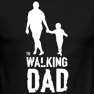 The Walking Dad - Men's Ringer T-Shirt