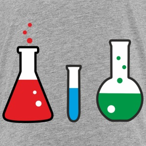 Laboratory flasks, science, chemistry Baby & Toddler Shirts - Toddler Premium T-Shirt