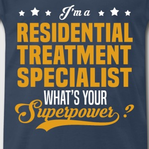 Residential Treatment Specialist - Men's Premium T-Shirt