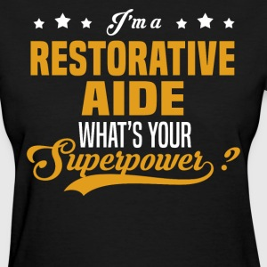 Restorative Aide - Women's T-Shirt