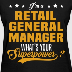 Retail General Manager - Women's T-Shirt