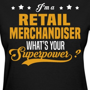Retail Merchandiser - Women's T-Shirt