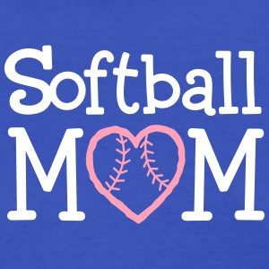 Softball Mom T-Shirts - Women's T-Shirt