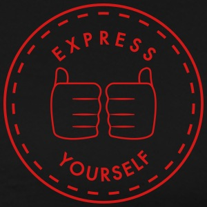 EXPRESS YOURSELF T-Shirts - Men's Premium T-Shirt