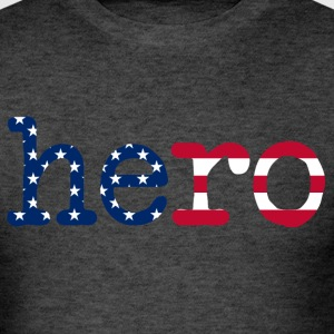 American Hero - Men's T-Shirt