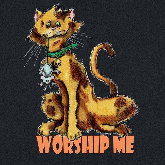 Worship me Tote