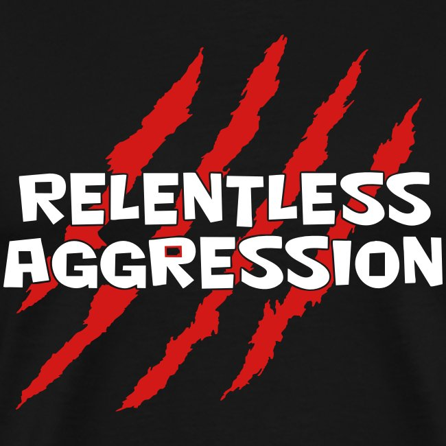 Relentless Aggression Shirt (Men's)