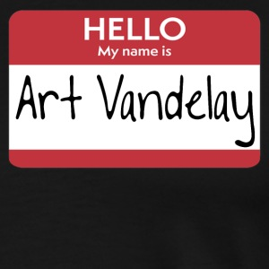 Art Vandelay - Seinfeld T-Shirts - Men's Premium T-Shirt