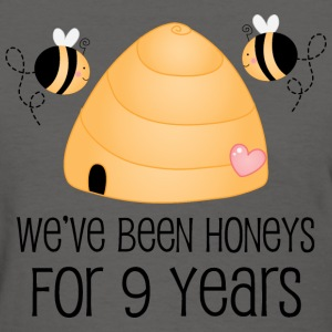 9th Anniversary Gift Cute T-Shirts - Women's T-Shirt