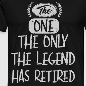 one 2121.png T-Shirts - Men's Premium T-Shirt