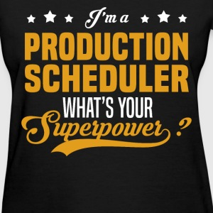 Production Scheduler - Women's T-Shirt