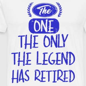 one 909034.png T-Shirts - Men's Premium T-Shirt