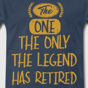 one 2382983923.png T-Shirts - Men's Premium T-Shirt