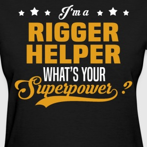 Rigger Helper - Women's T-Shirt