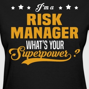 Risk Manager - Women's T-Shirt
