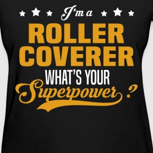 Roller Coverer - Women's T-Shirt