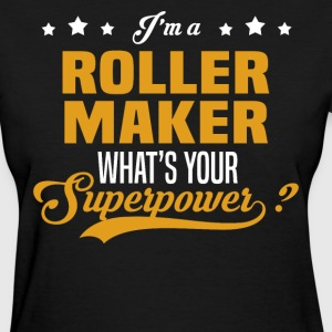 Roller Maker - Women's T-Shirt