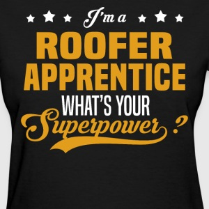 Roofer Apprentice - Women's T-Shirt