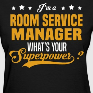 Room Service Manager - Women's T-Shirt