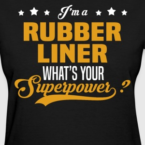 Rubber Liner - Women's T-Shirt