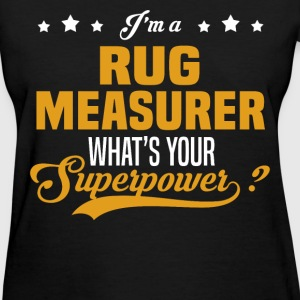 Rug Measurer - Women's T-Shirt