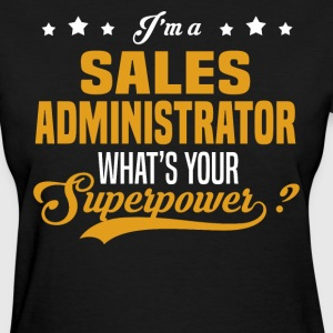 Sales Administrator - Women's T-Shirt