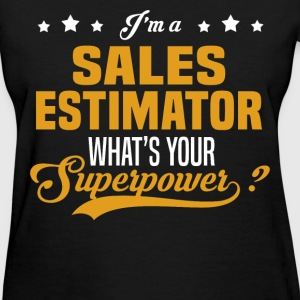 Sales Estimator - Women's T-Shirt
