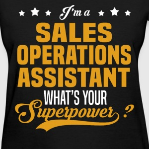 Sales Operations Assistant - Women's T-Shirt