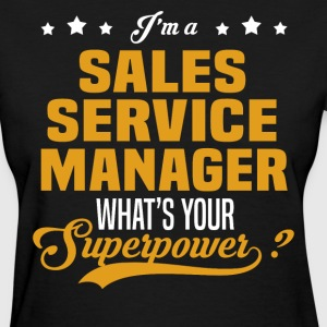 Sales Service Manager - Women's T-Shirt