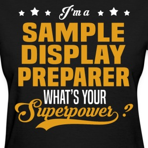 Sample Display Preparer - Women's T-Shirt