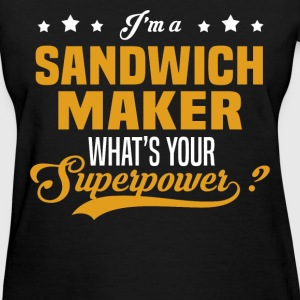 Sandwich Maker - Women's T-Shirt