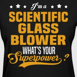 Scientific Glass Blower - Women's T-Shirt