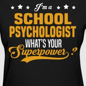 School Psychologist - Women's T-Shirt