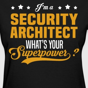 Security Architect - Women's T-Shirt