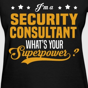 Security Consultant - Women's T-Shirt