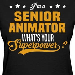 Senior Animator - Women's T-Shirt