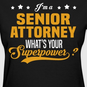 Senior Attorney - Women's T-Shirt