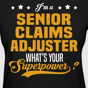 Senior Claims Adjuster - Women's T-Shirt