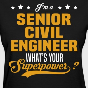 Senior Civil Engineer - Women's T-Shirt