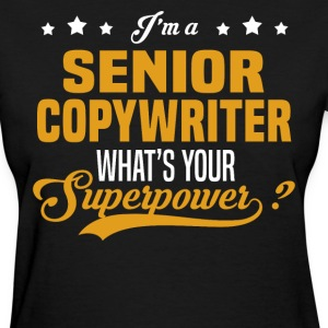 Senior Copywriter - Women's T-Shirt