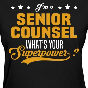 Senior Counsel - Women's T-Shirt