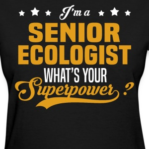 Senior Ecologist - Women's T-Shirt