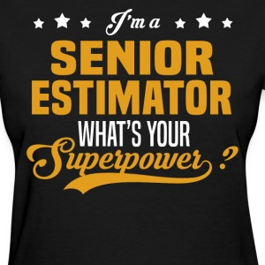 Senior Estimator - Women's T-Shirt