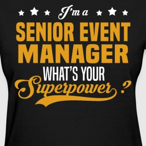 Senior Event Manager - Women's T-Shirt