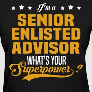 Senior Enlisted Advisor - Women's T-Shirt
