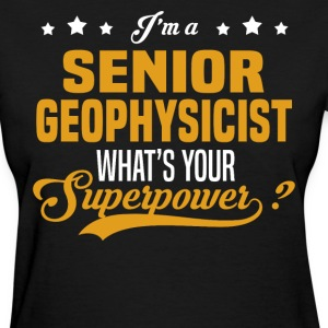 Senior Geophysicist - Women's T-Shirt
