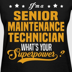 Senior Maintenance Technician - Women's T-Shirt