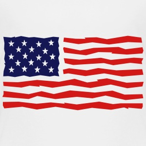 Stars And Stripes / USA / Flag Baby & Toddler Shirts - Toddler Premium T-Shirt
