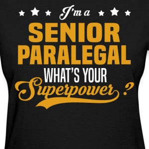 Senior Paralegal - Women's T-Shirt