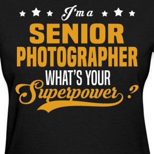 Senior Photographer - Women's T-Shirt